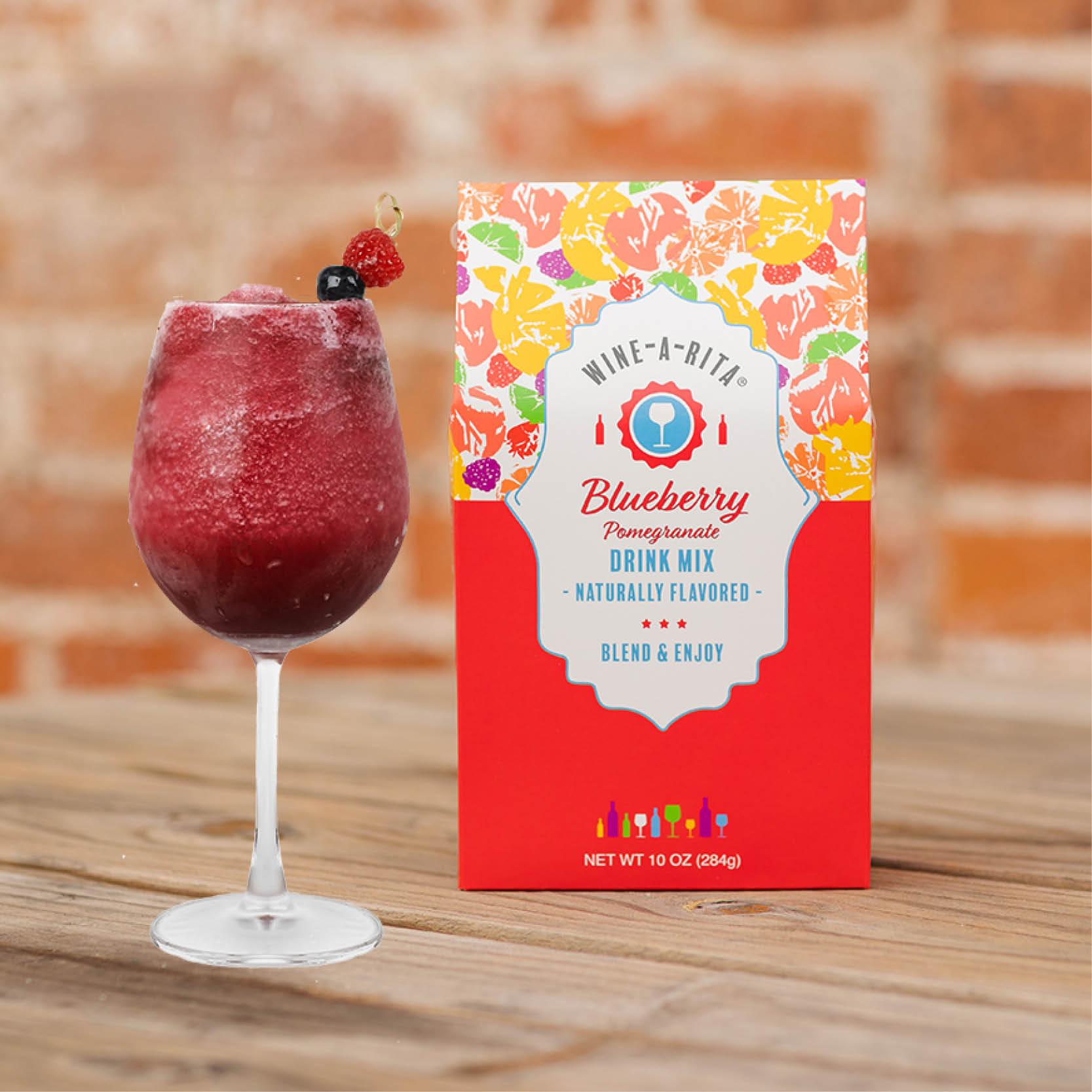 Blueberry Pomegranate   Custom Vapor Blends